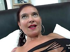 Humungous titted Unexperienced french mom analized and double penetrated