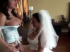 Lesbian Act #1 (The Cougar Brides)