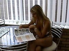 hot mummy in swimsuit