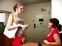 Mom enjoys smacking ass !