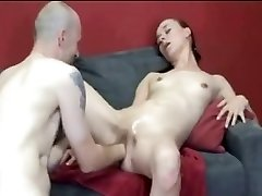 Fledgling - Bony german mature fisted
