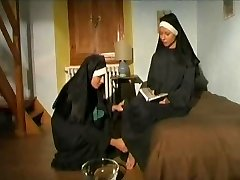Duo of hot naughty NUNS!