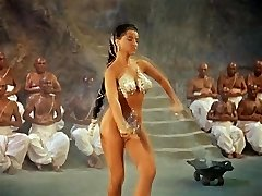 SNAKE DANCE - antique glamour dance tease (no nudity)