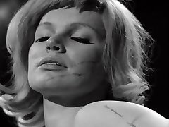 TASTE THE WHIP - vintage 60's femdom caning
