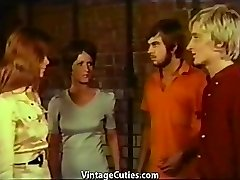 Disastrous Tryouts for Boinking Hot Teen Girls (Vintage)