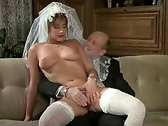 Steaming Bride German Retro Film