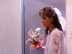 Boner hungry blonde bride provides her bandaged groom with blowage