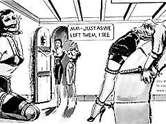 Vintage Lesbian Mistress Thraldom Story