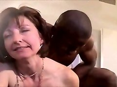 Classical hotwife interracial DP