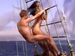 Astounding homemade Big Natural Tits, Vintage adult movie
