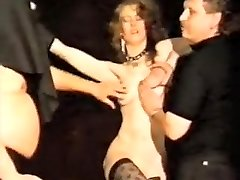 Horny homemade Spanking, Domination & Submission sex scene