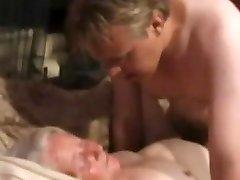 Grandson Fucks His Very Old Grandma