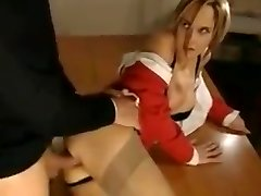 A short looped tweak of a lecturer taking anal from a college girl.