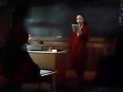 Damsel Teacher In Front Of College Girls Film