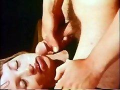 Antique deepthroating for cum