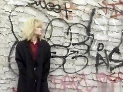 Impressive pornstars Busty Belle and Heather Hunter in exotic vintage, lesbian fuckfest movie