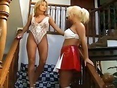 Fantastic superstar Wendy Divine in amazing hardcore, lesbian adult clip