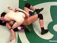 History in the Making Ultimate Fellate Out Beretta vs Wrestling Virgin