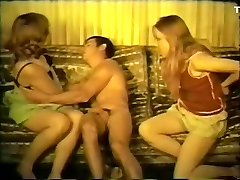 Sexy Homemade video with Vintage, Threesome scenes