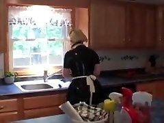 Domestic maid service classical