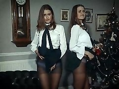 XMAS Joy - twin beauties unclothe & tease