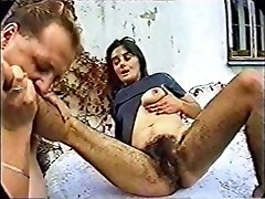 Crazy Amateur movie with Fetish, Couple scenes