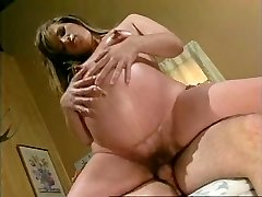 antique preggo Cindy Essex - Ready to drop4