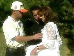 Krisztina Schwartz - The Bride has an Assfucking 3some