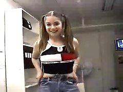 vintage teen casting