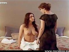 Duas Mulheres hump scen