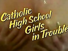High School Girls in Trouble