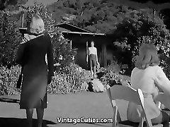 Molten Girls in the Nudist Resort