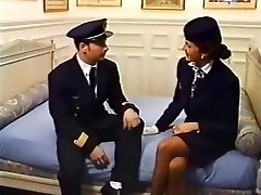 Classical french stewardess 2
