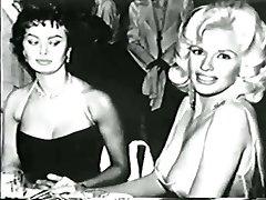 Sophia Loren explains giving Jayne Mansfield side-eye