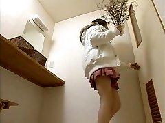 JAPAN Koyuki take a tub