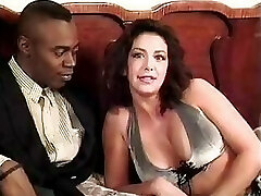 Sophia Ferrari Sean Michaels bi-racial anal italian brunette old-school vintage retro doggystyle
