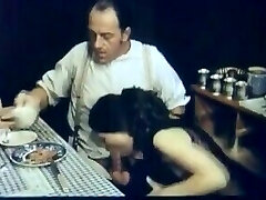 Father and His Step Daughter Start To Live Together - Classic Taboo