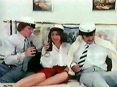 C-C Vintage Orgy Mad Schoolgirls