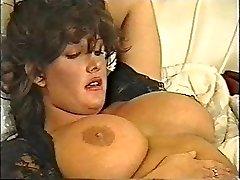 SFTF retro vintage classical 90's black-haired dol1