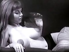 Antique Large Tits Boobs Puffy Nipples Bush