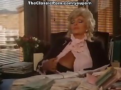 Classical flick with office blowjob