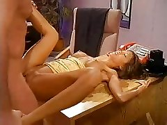 Skinny Asian Milf Office Shag...F70