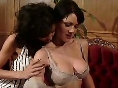 Jeanna Great and Anna Malle Girl-on-girl Scene