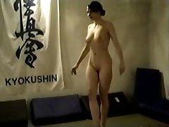 Nude Dark Brown Catfight
