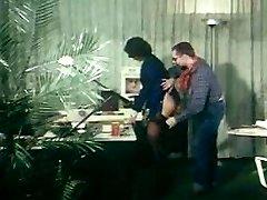 german vintage anal clip - secretary gets assfucked