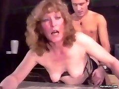 Retro Grannie Assfuck