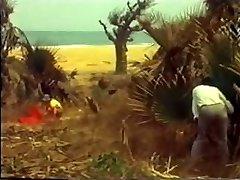Nude Beach - Vintage African BIG BLACK COCK Bareback