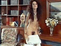 ANTMUSIC - vintage 80's lean hairy strip dance