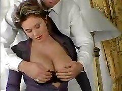 Monstrous Breasts Secretary