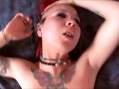 Punk Teenage Tara Gets POINT OF VIEW Cock